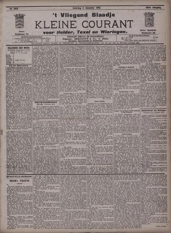 Vliegend blaadje : nieuws- en advertentiebode voor Den Helder 1900-12-08