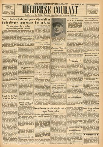 Heldersche Courant 1948-05-12