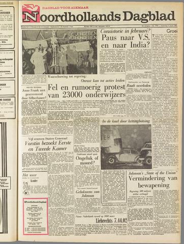 Noordhollands Dagblad : dagblad voor Alkmaar en omgeving 1964-01-09