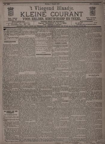 Vliegend blaadje : nieuws- en advertentiebode voor Den Helder 1895-01-01