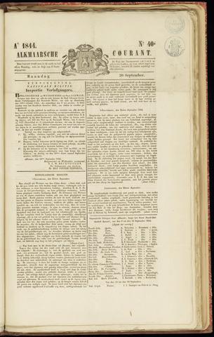 Alkmaarsche Courant 1844-09-30