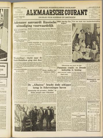 Alkmaarsche Courant 1955-06-09