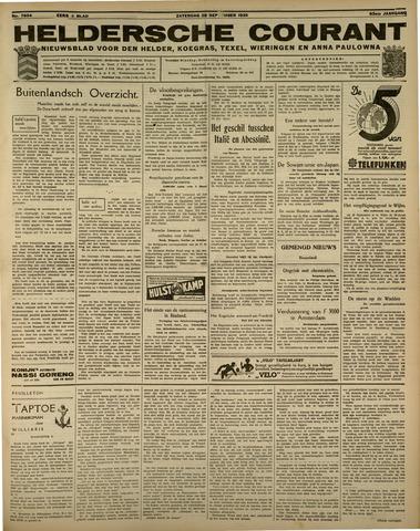 Heldersche Courant 1935-09-28