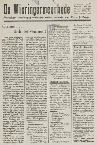 Wieringermeerbode 1945-05-05