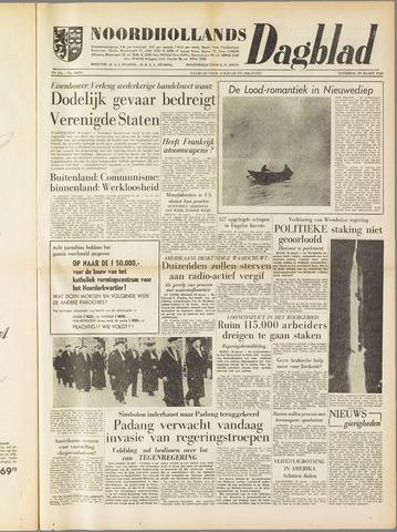 Noordhollands Dagblad : dagblad voor Alkmaar en omgeving 1958-03-29