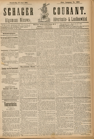 Schager Courant 1901-06-27