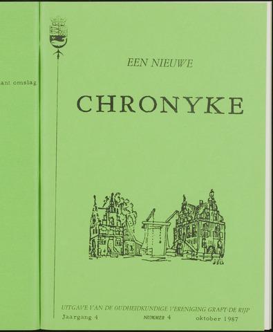 Een Nieuwe Chronyke van het Schermereiland 1987-10-01
