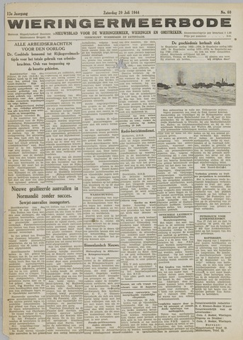 Wieringermeerbode 1944-07-29