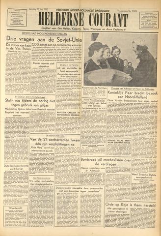Heldersche Courant 1952-06-21