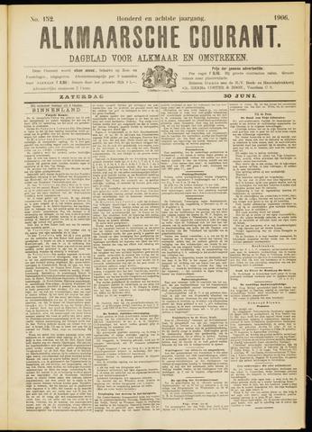 Alkmaarsche Courant 1906-06-30