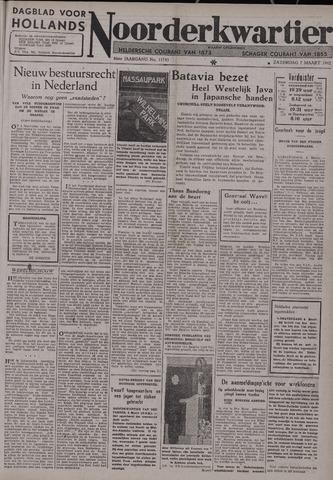Dagblad voor Hollands Noorderkwartier 1942-03-07