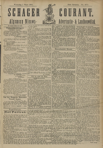 Schager Courant 1911-03-01