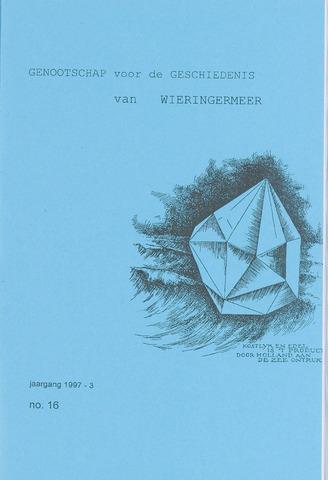 Kroniek Historisch Genootschap Wieringermeer 1997-12-01