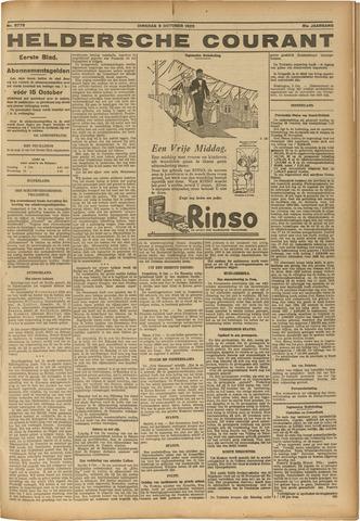 Heldersche Courant 1923-10-09