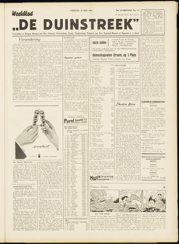 De Duinstreek 1964-05-29