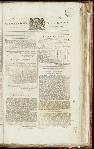 Alkmaarsche Courant 1824-12-13