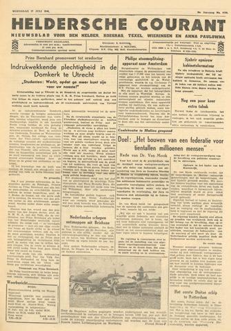 Heldersche Courant 1946-07-17