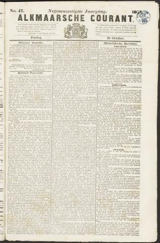 Alkmaarsche Courant 1867-10-20