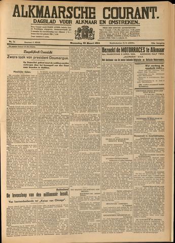 Alkmaarsche Courant 1934-03-28
