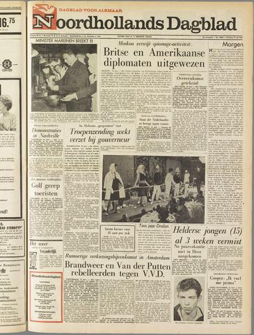 Noordhollands Dagblad : dagblad voor Alkmaar en omgeving 1963-05-14