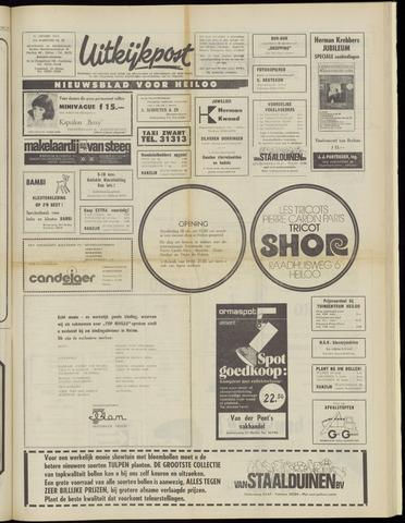 Uitkijkpost : nieuwsblad voor Heiloo e.o. 1973-10-17