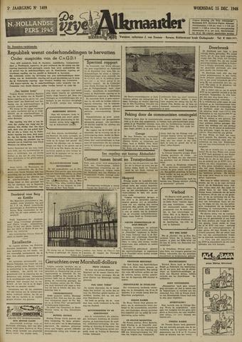 De Vrije Alkmaarder 1948-12-15