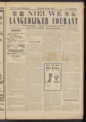 Nieuwe Langedijker Courant 1928-05-26