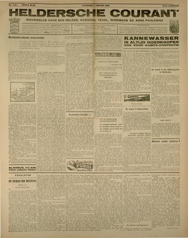 Heldersche Courant 1933-01-07
