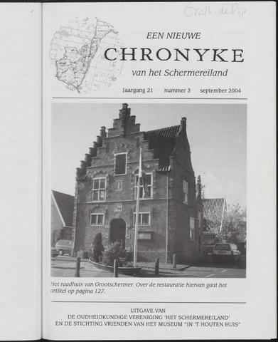 Een Nieuwe Chronyke van het Schermereiland 2004-09-01