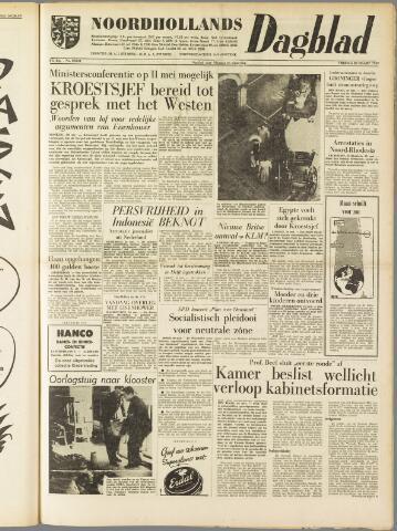 Noordhollands Dagblad : dagblad voor Alkmaar en omgeving 1959-03-20