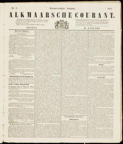 Alkmaarsche Courant 1874-01-18