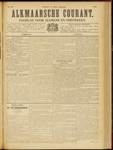 Alkmaarsche Courant 1908-04-03