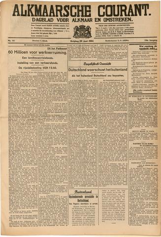 Alkmaarsche Courant 1934-06-29
