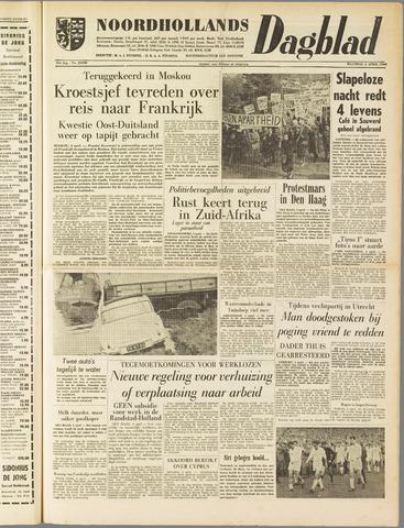 Noordhollands Dagblad : dagblad voor Alkmaar en omgeving 1960-04-04