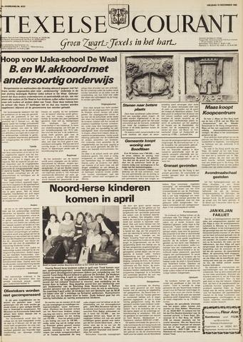 Texelsche Courant 1982-12-10