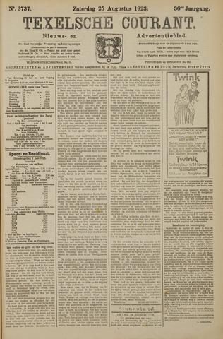 Texelsche Courant 1923-08-25