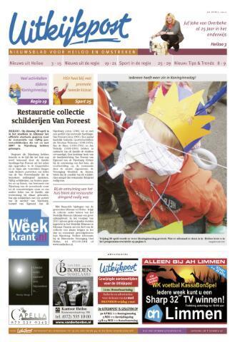 Uitkijkpost : nieuwsblad voor Heiloo e.o. 2010-04-28