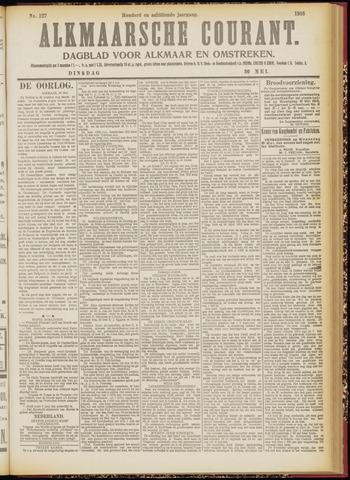 Alkmaarsche Courant 1916-05-30