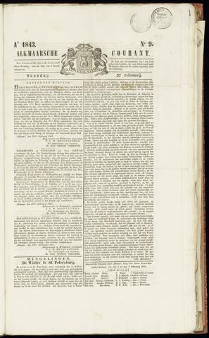 Alkmaarsche Courant 1843-02-27
