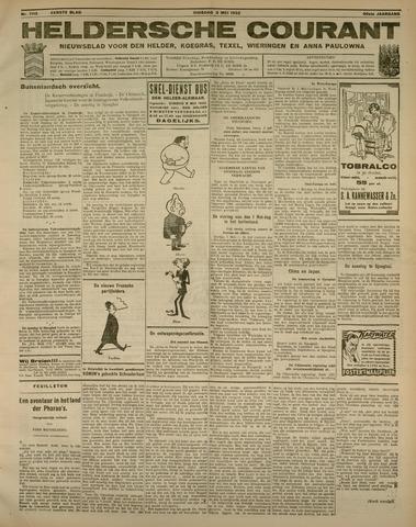Heldersche Courant 1932-05-03