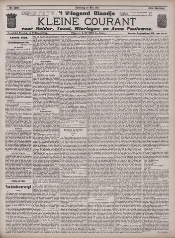 Vliegend blaadje : nieuws- en advertentiebode voor Den Helder 1913-05-10