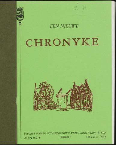 Een Nieuwe Chronyke van het Schermereiland 1987-02-01
