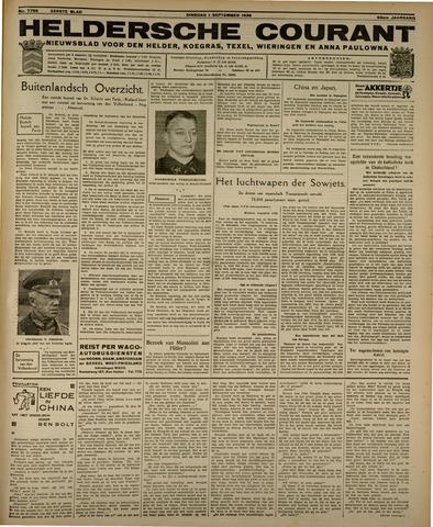 Heldersche Courant 1936-09-01