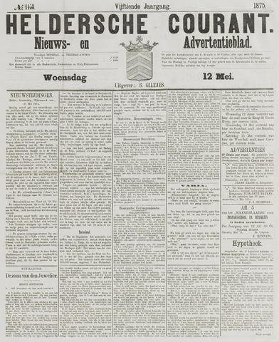 Heldersche Courant 1875-05-12