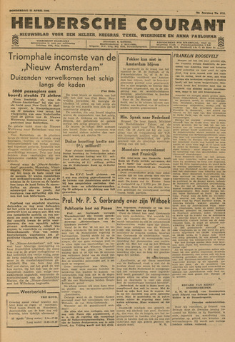 Heldersche Courant 1946-04-11