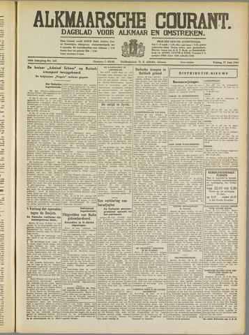 Alkmaarsche Courant 1941-06-27