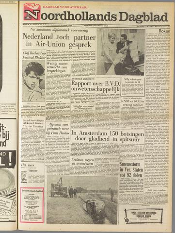 Noordhollands Dagblad : dagblad voor Alkmaar en omgeving 1964-01-15
