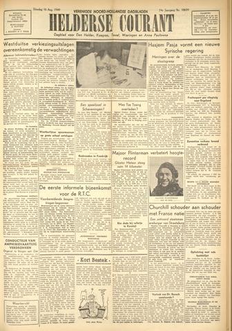 Heldersche Courant 1949-08-16