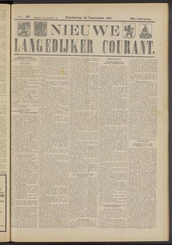 Nieuwe Langedijker Courant 1921-12-15