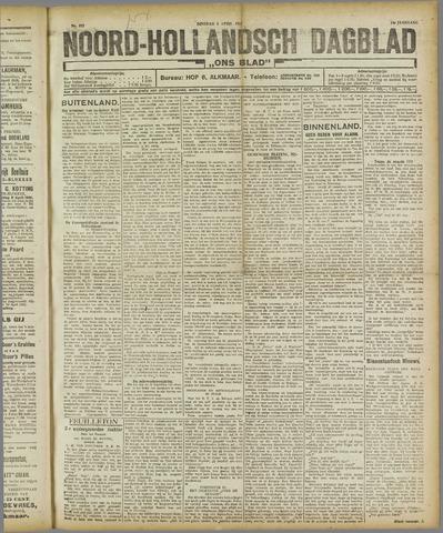 Ons Blad : katholiek nieuwsblad voor N-H 1921-04-05